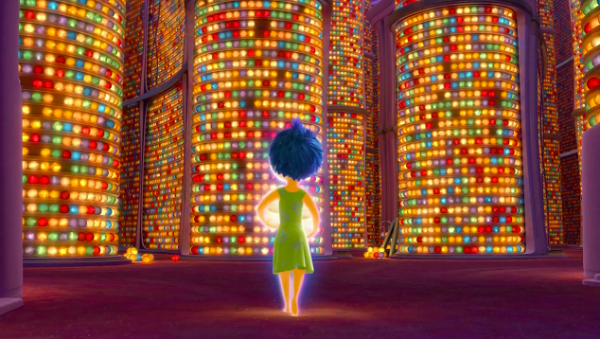 memoria a largo plazo inside out