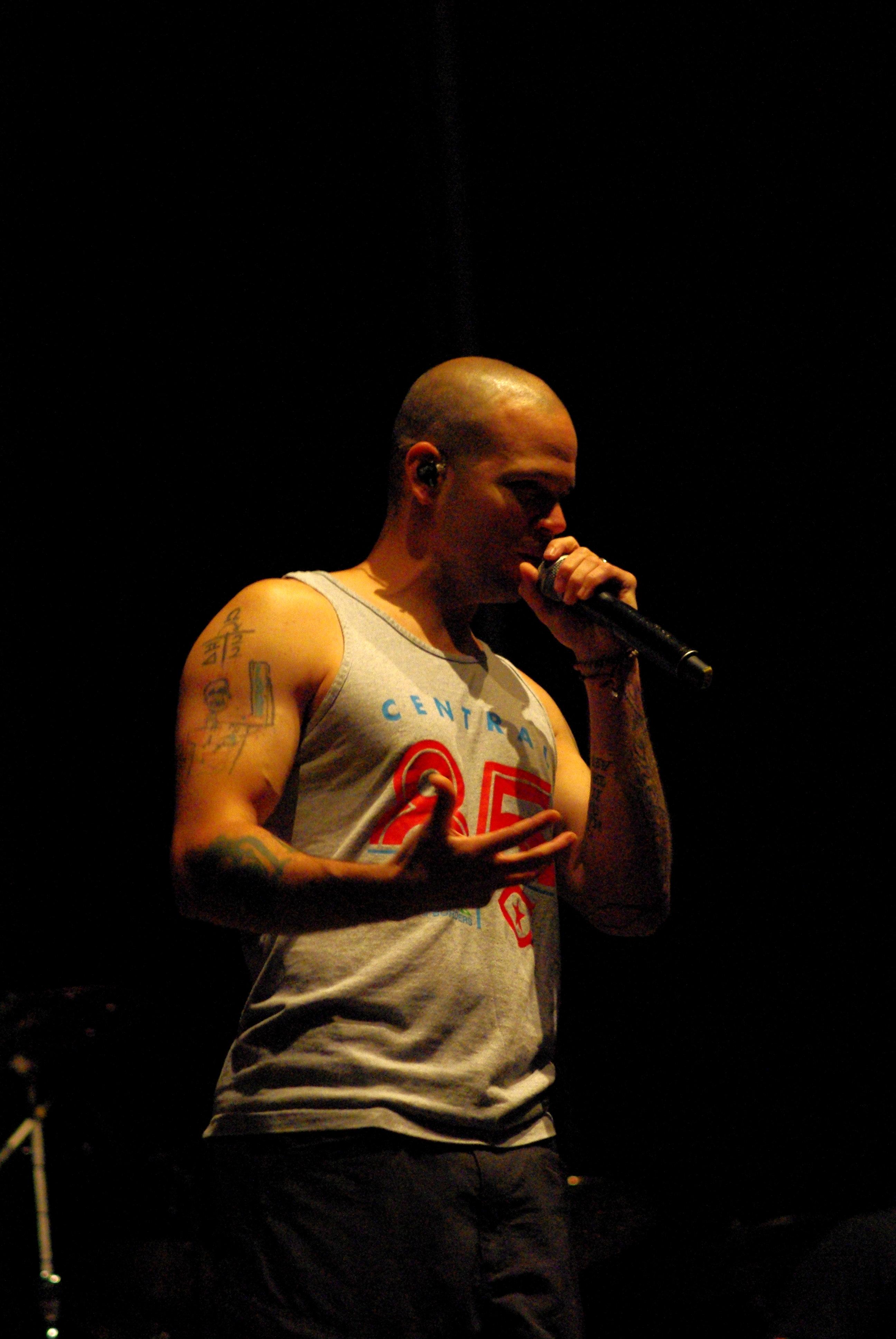 Calle 13 en el PortAmerica