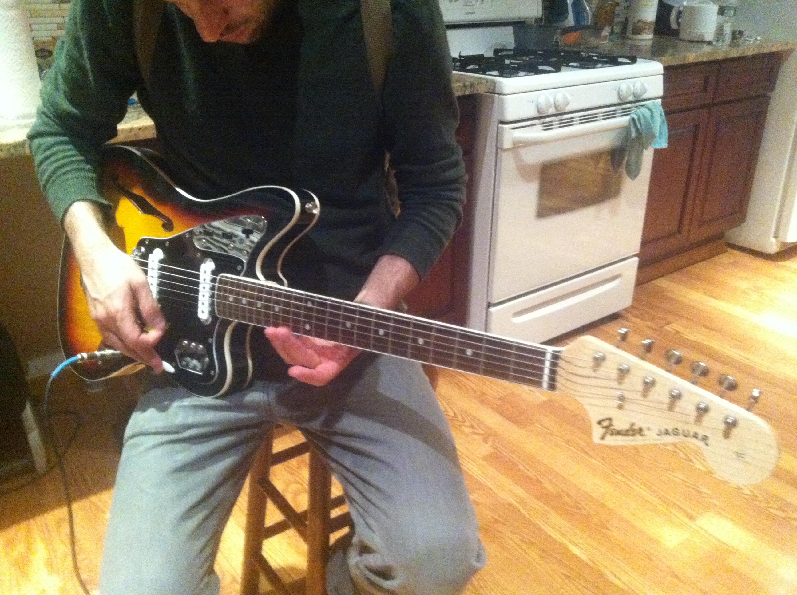La guitarra de Marco