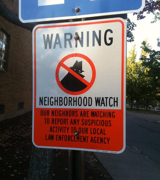 Cuidado con los vecinos