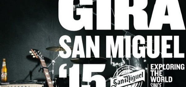 Gira San Miguel 2015