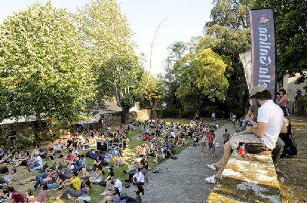 Isla San Simón 25/06/2011. Festival organizado por Sinsalaudio 9ª Edición