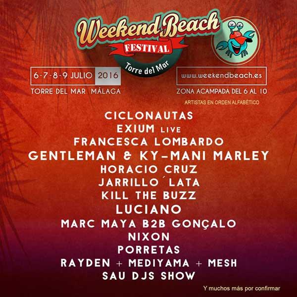 Confirmaciones_Weekend_Beach