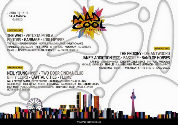 madcoolfestival