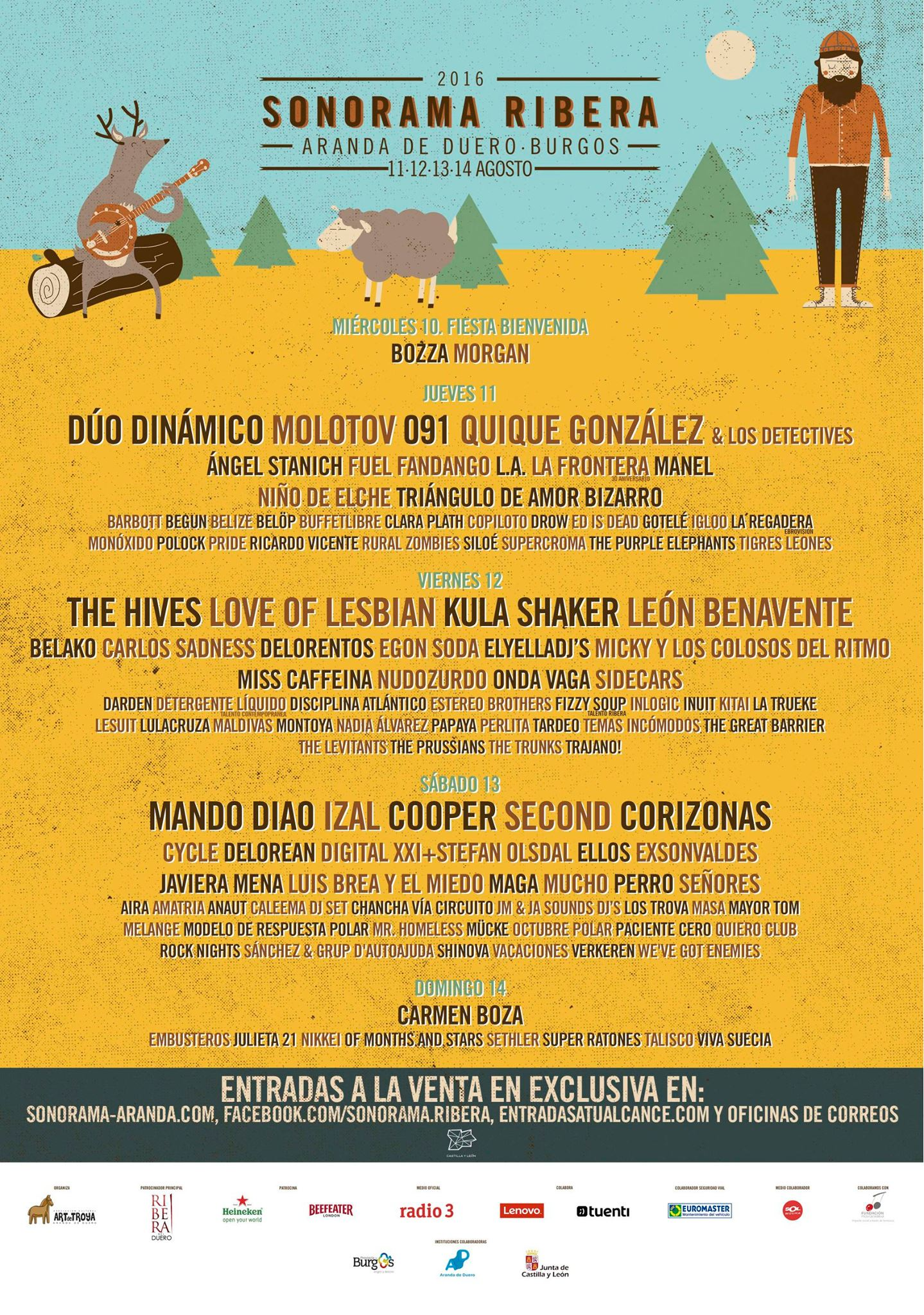 CartelSonorama2016
