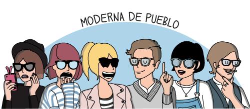 Cabecera de Moderna de Pueblo - Raquel Córcoles