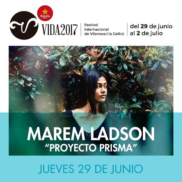 Marem Ladson - Vida Festival