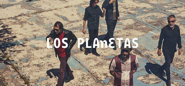 Los Planetas Vida Festival