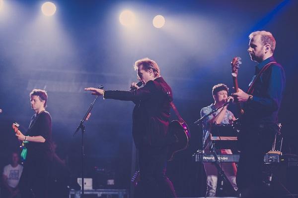 Franz Ferdinand en el Vida Festival. Foto: Mika Kirsi