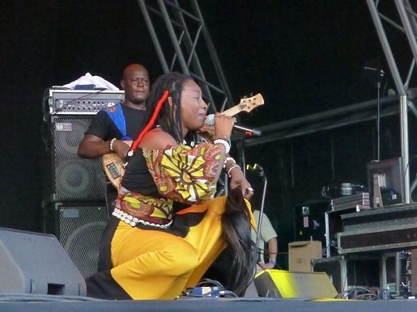 Fatoumata Diawara Cruïlla
